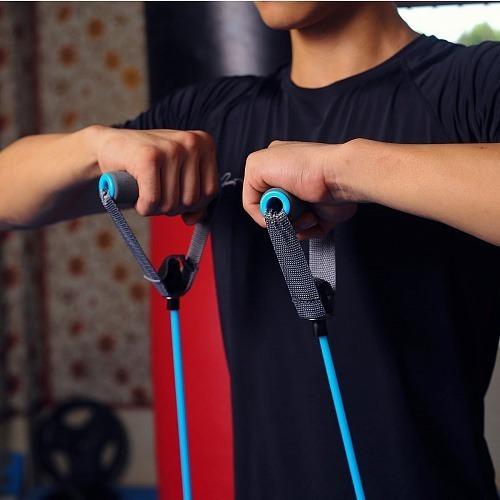 ligas para ejercicio resistencia mediana