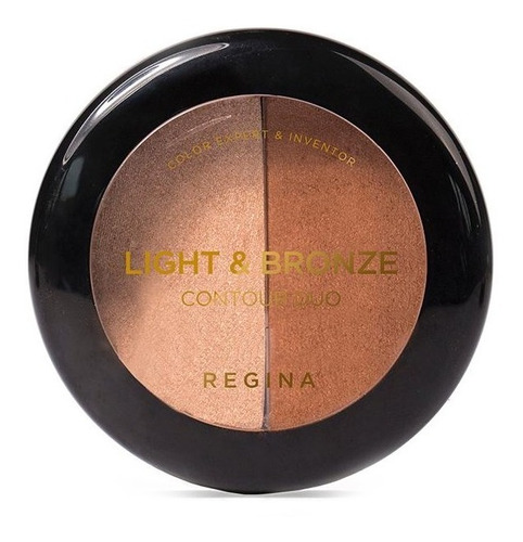 light & bronze 04 duo bronceador + iluminador