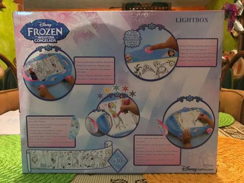 lightbox famosa frozen y heidi