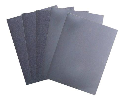 lija al agua pack x 10 unidades grano 60 a 320 sinteplast mm