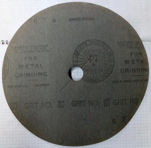 lija disco abrasiva orbital 230 mm. grano 80 - jewel - usa
