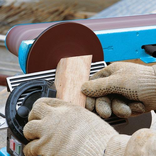 lijadora de banda banco combinada gamma 375 watts modelo 686
