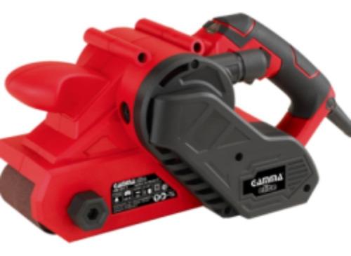 lijadora de banda elite 1.2 hp 900w 76x533mm hg1911 gamma