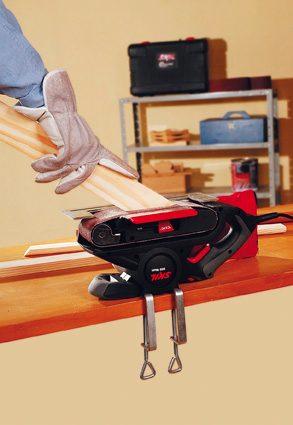 lijadora de banda skil 7640 900 w con maletin y accesorios