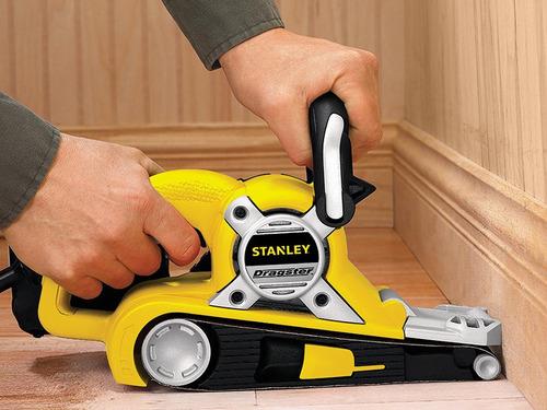 lijadora de banda stanley stgs7221 / 720w
