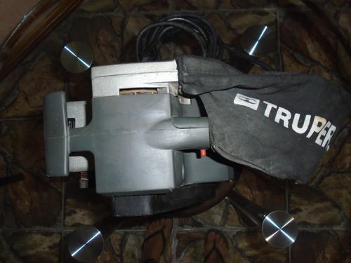lijadora de banda truper industrial 76mm x 533mm 3  x 21