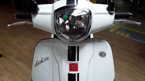 like 125 motos