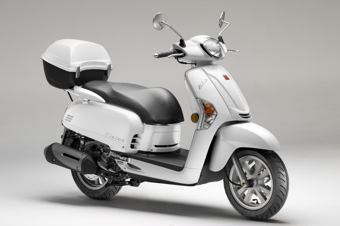moto scooter kymco like 125 vintage sym 0km urquiza motos en mercado libre. Black Bedroom Furniture Sets. Home Design Ideas