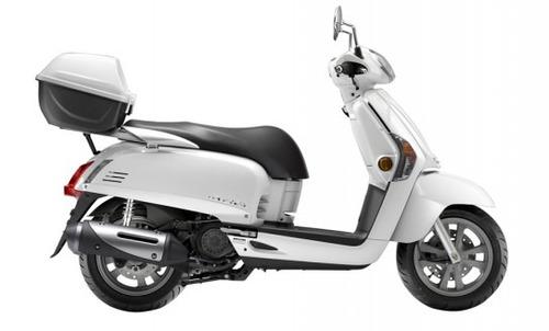 like 125 motos scooter kymco