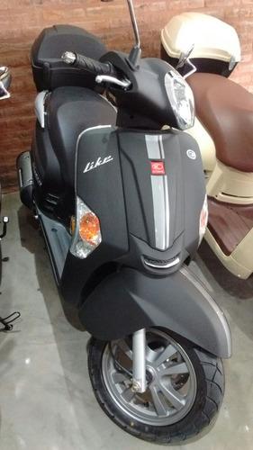 like 200i kymco - the scooter market