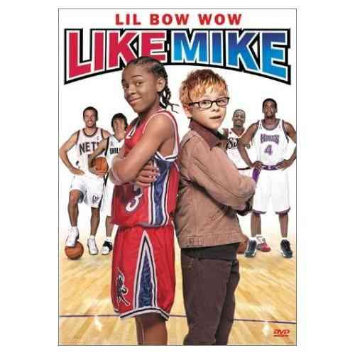 like mike  (dvd original, no copia)