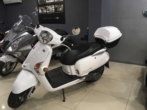 like scooter kymco