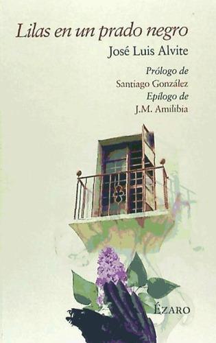 lilas en un prado negro(libro )