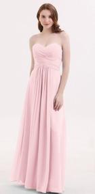7601bfa52190 Vestidos Beisboleros Dama - Vestidos de Mujer De noche Rosa en ...