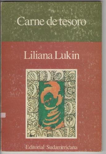 liliana lukin - carne de tesoro