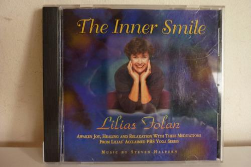 lilias folan la sonrisa interna relajacion meditacion