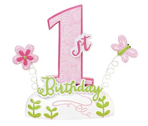 lillian rose 1st birthday keepsake cake top rosa 35 x 45
