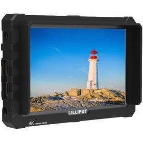 Lilliput A7s Black C/ Fonte + Bateria + Carregador + Braço!