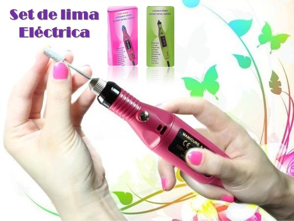 Lujo Kits De Lima De Uñas Festooning - Ideas de Diseño de Arte de ...