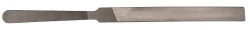 lima plana extra fina de 140 mm para limar