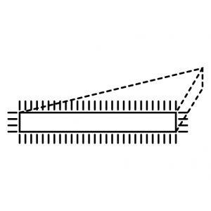 lima  slender-filex    chata para cerr. warding  2º corte 5