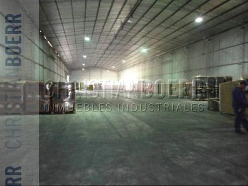 lima (zarate) - 2.100m industriales sobre panamericana r9