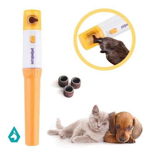 limador de uñas automático para perros y gatos - pedi paws