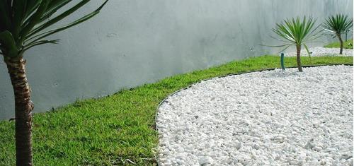 limitador de grama 100 metros divisor com borda separador