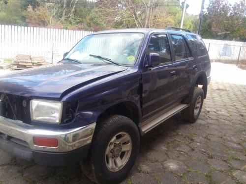 limitador porta traseiro direito toyota hilux sw4 1998