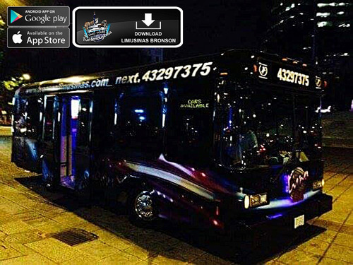 limo bus party & hummer limusinas