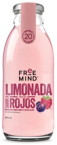limonadas con sabores pack x 12