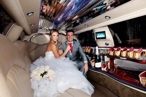 limosinas alquiler autos para matrimonios