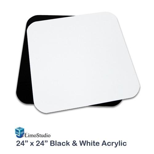 limostudio, agg1826, pantalla reflectante blanca y negra de