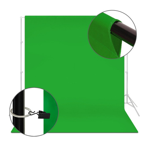 limostudio photo video photography studio 6x9ft pantalla de