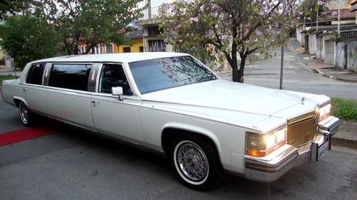 limousine cadillac 89 v8 5.0
