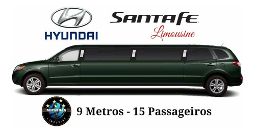 limousine  santa fé 3.5l - v6
