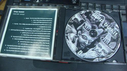 limp bizkit - new old songs-  cd importado $119