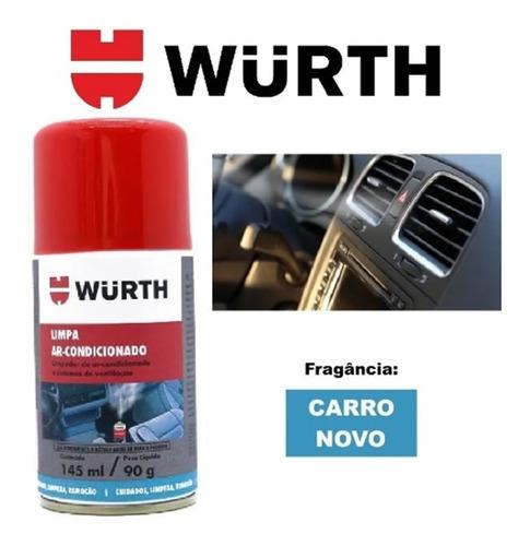 limpa ar condicionado higienizador automotivo carro novo
