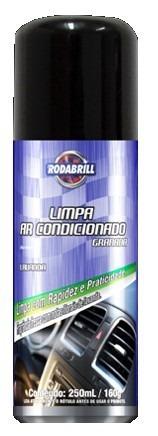 limpa ar condicionado spray rodabrill -250ml   lavanda