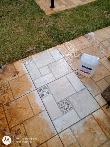 limpa cerâmica