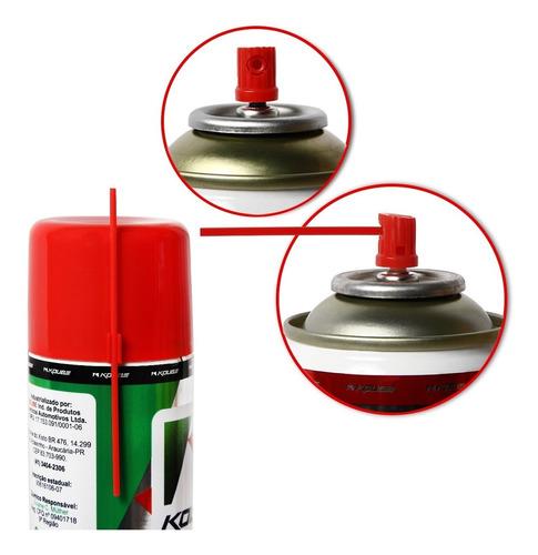 limpa contato elétrico eletronico spray koube 300ml