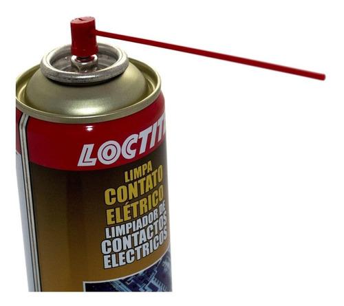 limpa contato elétrico loctite 220ml
