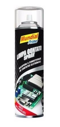 limpa contato não inflamável eletro-eletrônicos spray 300ml