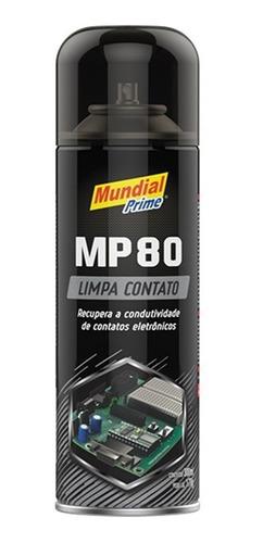 limpa contato spray mundial prime mp80 - não inflamável