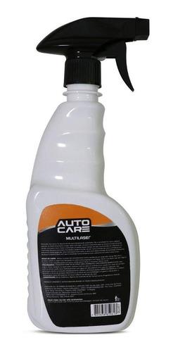 limpa estofados multilaser autocare au457 500ml