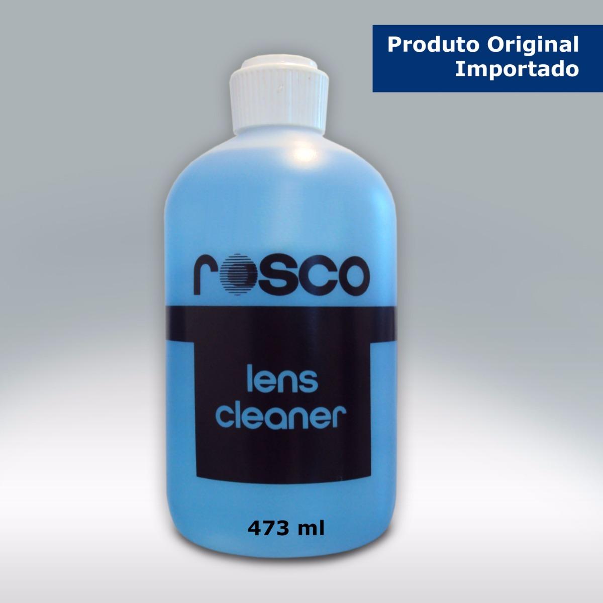 Limpa Lentes Rosco Lens Cleaner 473ml Frasco - Original - R  55,05 ... 0a6b6ecd5a