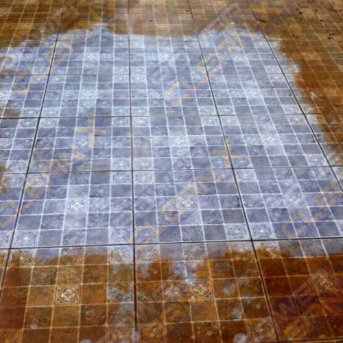 limpa piso pedra antiderrapante encardido manchado amarelado