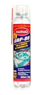 limpa tbi corpo de borboletas descarbonizante spray - 300ml
