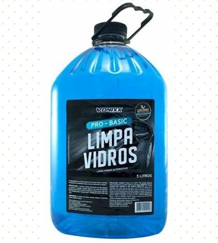 limpa vidros vonixx lavagem automotiva 5 litros