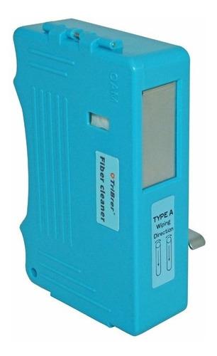 limpador de conector de fibra óptica overtek